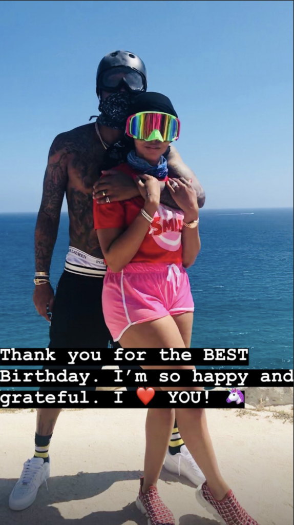 Future Crowns Baby Mama Brittni Mealy As His Queen, Fueling Engagement Rumors