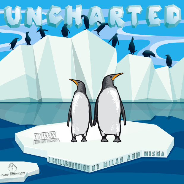 """Review: Guin Records Showcases Potential On The Cluttered """"Uncharted"""""""