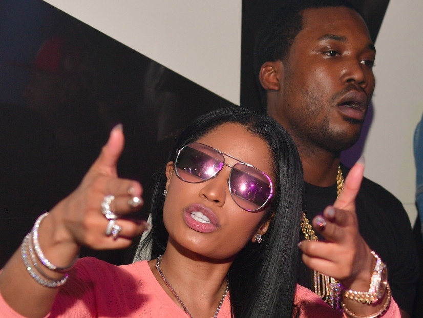 Nicki Minaj Exposes Meek Mill and DM Sliding And Twitter goes mad