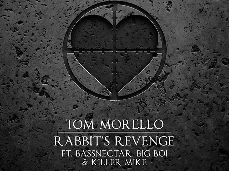 "Big Boi, Killer Mike & Bassnectar Join Tom Morello Of Rage Against Racial Injustice In ""Rabbit's Revenge"""