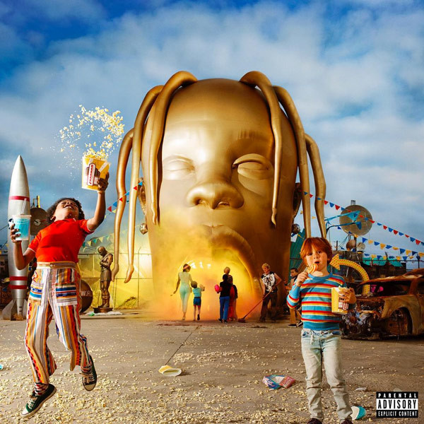 """Review: Travis Scott Ascends Even Higher Past His Imitators With """"Astroworld"""""""