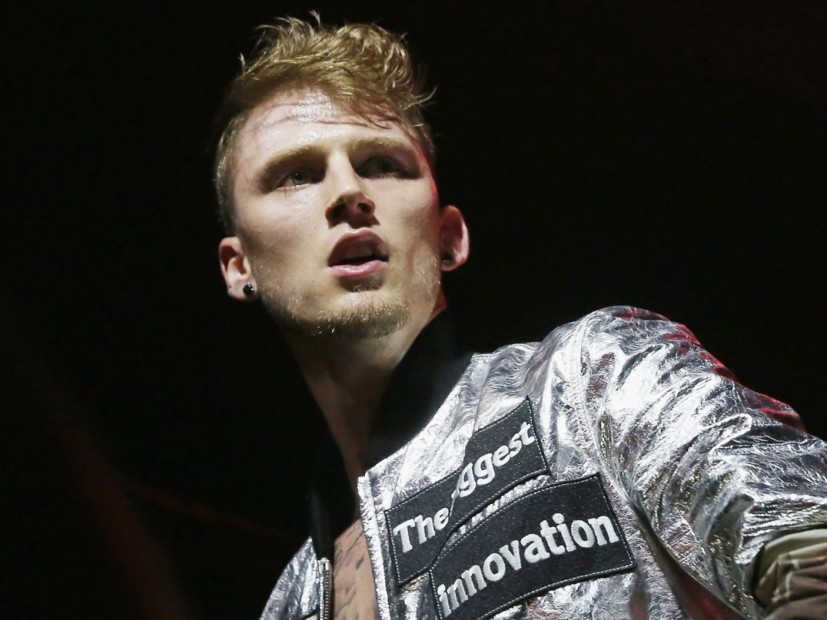 Machine Gun Kelly Acusados De Montar Eminem Stan Altercado