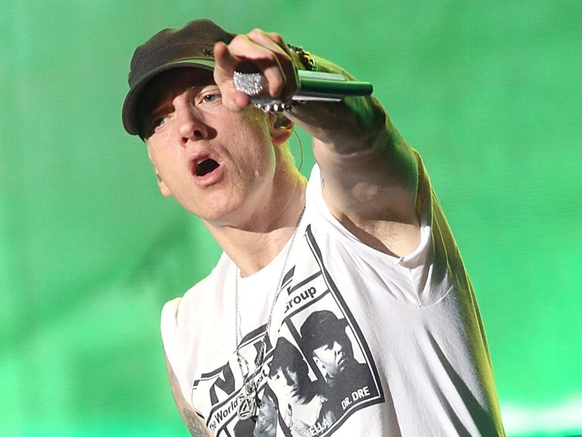 Eminem Instagram Live Fuels, Machine Gun Kelly Diss Response Theories