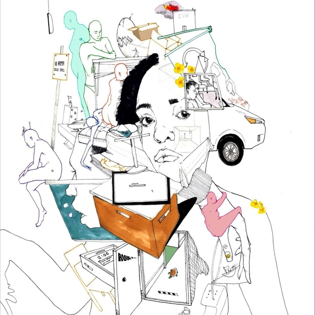 "Noname To Change ""Room 25"" Cover Following Artist's Domestic Violence Arrest"