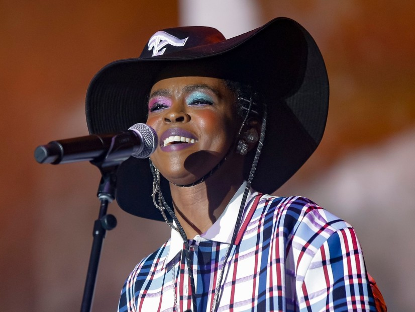 "Sony Music Releases Interactive Cover For ""The Miseducation Of Lauryn Hill"""