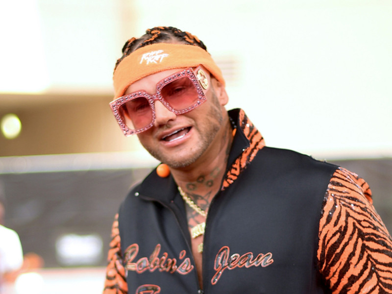 "RiFF RAFF Claims Eminem Is In His ""Vanilla Gorilla"" Album"