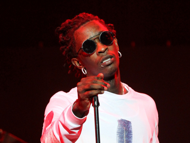 Young Thug Is Out Of Jail