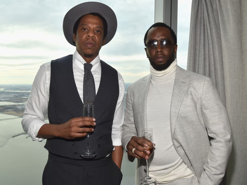 JAY-Z & Diddy Top Forbes' List Of World's Highest-Paid Hip Hop Acts 2018