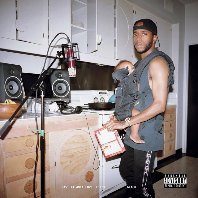 """Review: 6LACK's """"East Atlanta Love Letter"""" Is A Moody Masterpiece"""
