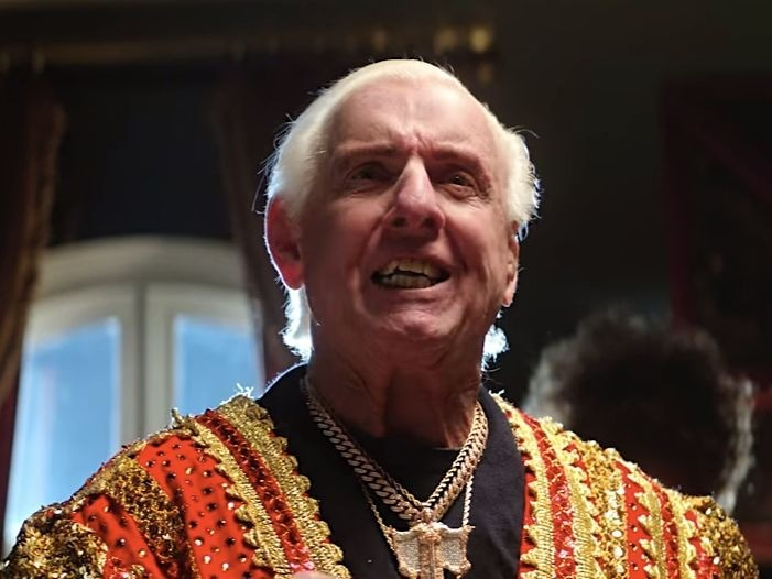 "Ric Flair Walks down the Aisle To Compensate, Metro boomin & 21 Savage ""Ric Flair Drip"""
