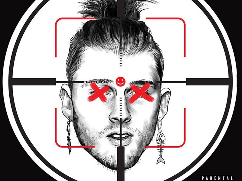 "Of Eminem Out Of the Blood In Machine Gun Kelly Diss ""Killshot"""