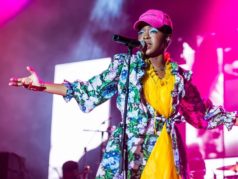 "Lauryn Hill Removes Santigold From ""Miseducation 20th Anniversary Tour"""