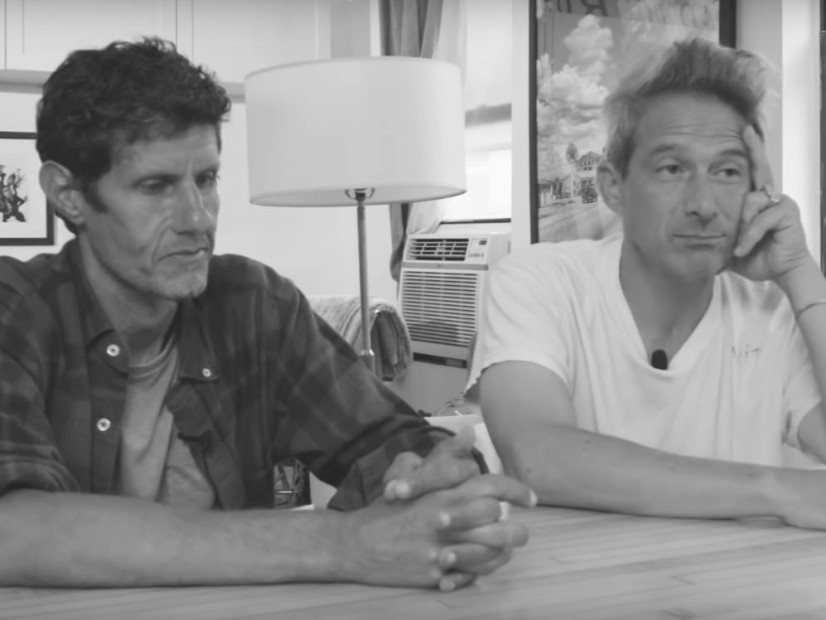 "Beastie Boys' Mike D And Ad-Rock Surprised By Eminem's ""Kamikaze"" the Art of the Cover"