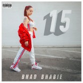 "Review: Bhad Bhabie's ""15"" Brimming With Attitude But Light On Substance"