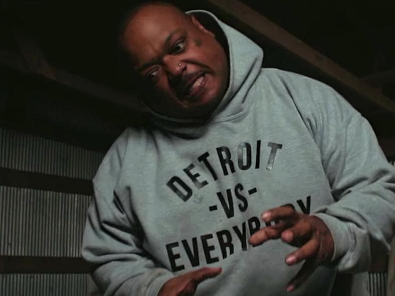 """D12 Bizarre Defends Eminem Joe Budden & Jay Electronica Diss """"Love Tap"""""""