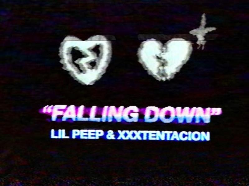 "Lil Peep & XXXTENTACION's Posthumous Track ""Falling Down"" Comes"