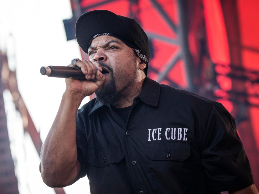 "Ice Cube Unveils ""Everythang's Corrupt"" Cover Art"