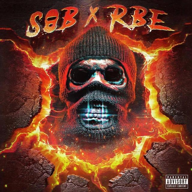 """SOB x RBE Drop """"Gangin II"""" LP"""