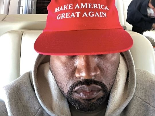 Kanye West Wants to Abolish the 13th Amendment Outlawing Slavery