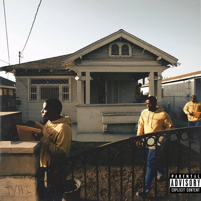"TDE's REASON Drops ""There You Have It"" LP"