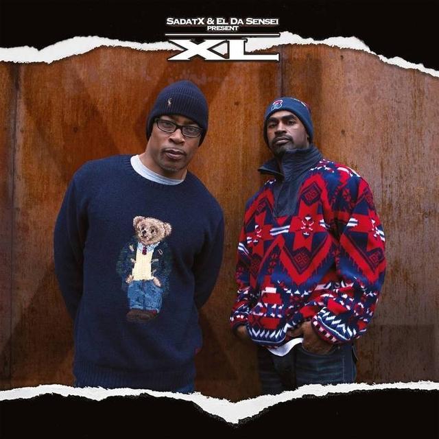 """Sadat X & El Da Sensei Release Collaborative Album """"XL"""""""