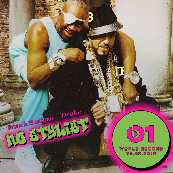 "French Montana Honors Slick Rick While Drake Disses Kanye West On ""No Stylist"" Single"