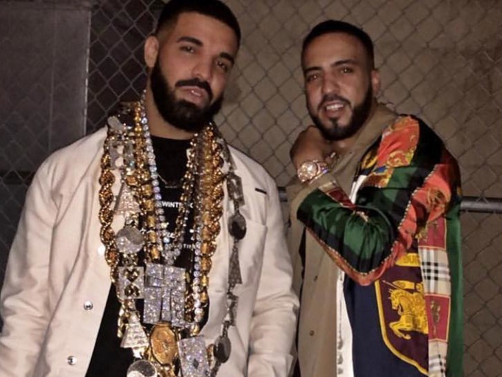 "Drake Disses Kanye West, French Montana, the New Song ""No Stylist"""