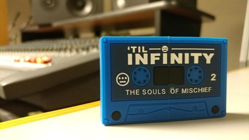 """Souls Of Mischief Release 25th Anniversary Edition Of """"Til Infinity"""" Documentary"""