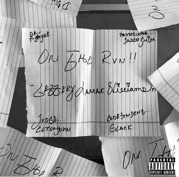 "Jaden Smith, 6LACK, & Elton John Join Young Thug For ""On The Rvn"" EP"