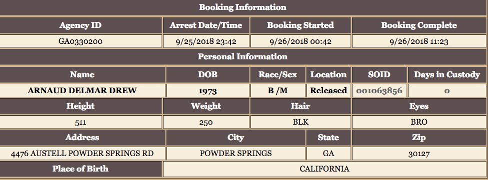 Daz Dillinger Arrested & Facing 13 Felony Counts Following Drug Raid