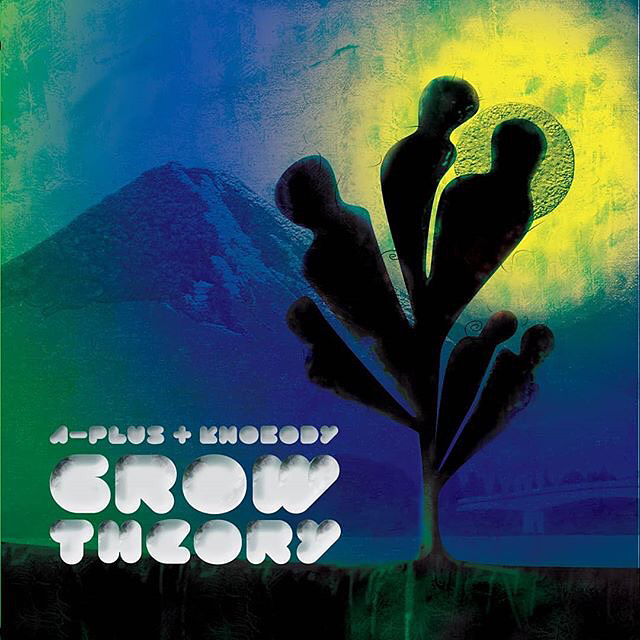 "Souls Of Mischief's A-Plus Teams With Knobody For ""Grow Theory"" LP"