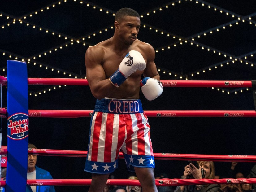 "New ""Creed II"" Trailer Hits Hard With DMX's Voice, And Michael B. Jordan Determination"