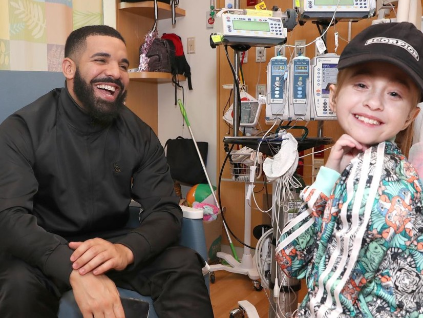 Drake, the Heart Transplant Hero Undergoes a Successful Surgery