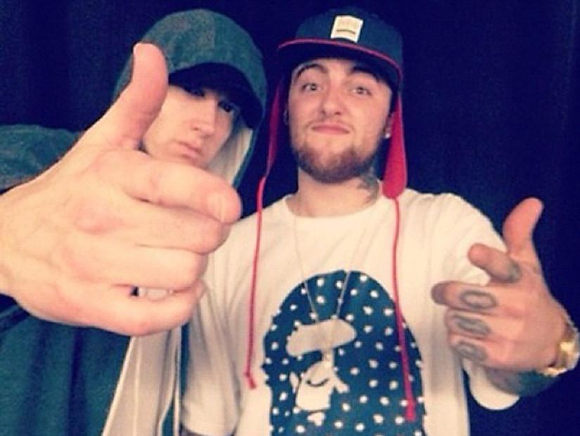 The True Story Of How Mac Miller Met Eminem