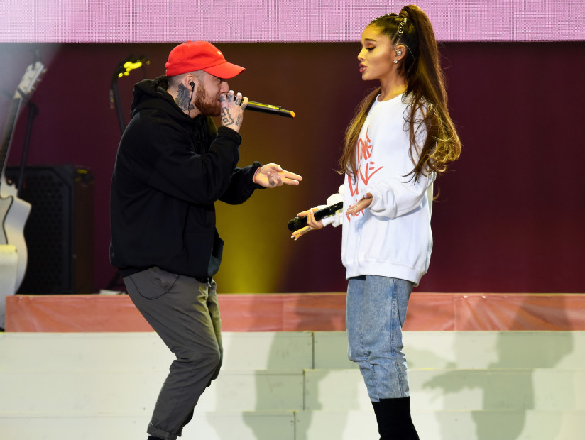 "Ariana Grande reportedly ""Devastated"" Over Mac Miller Death"