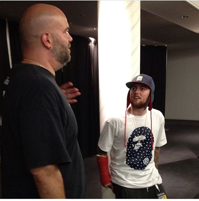 The time eminem mac miller crossed paths hiphopdx mac miller paul rosenberg m4hsunfo