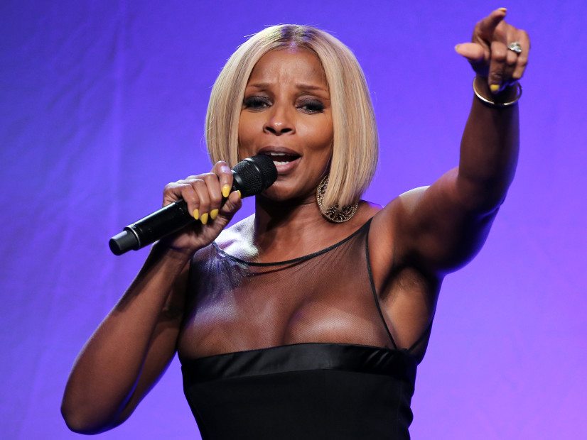Mary J. Blige Sets New Billboard Record