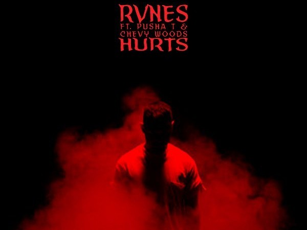 "#DXCLUSIVE: RVNES Embraces Red Darkness Pusha T & Chevy Woods Assisted ""Hurt"" Video"