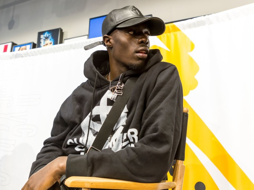 "Sheck Wes Talks ""No One Way"" Campaign, ""Mo Bamba"" & Impact of Mac Miller"