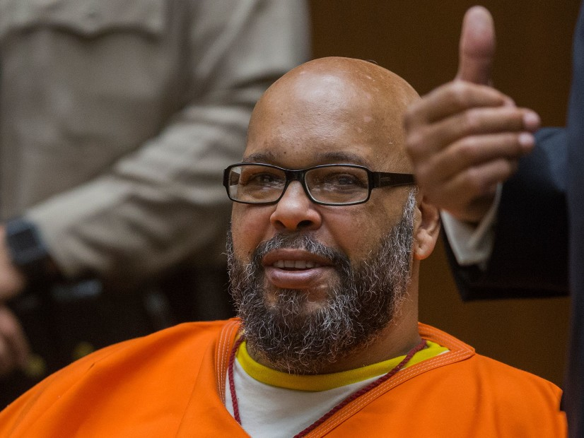 Suge Knight Sentenced To 28 Years After No Contest To The Murder Of Guilt