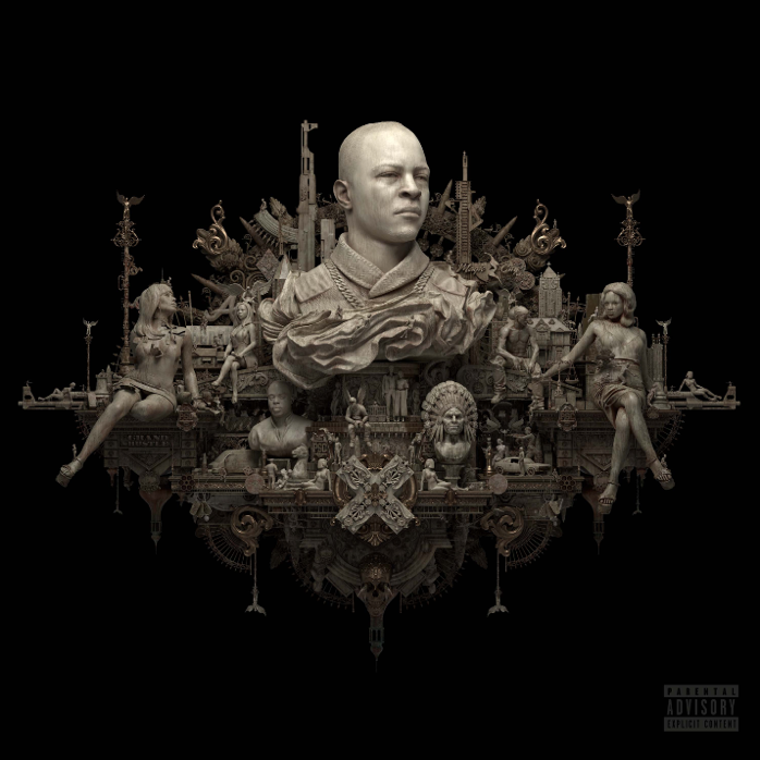 t.i. the dime trap album cover art