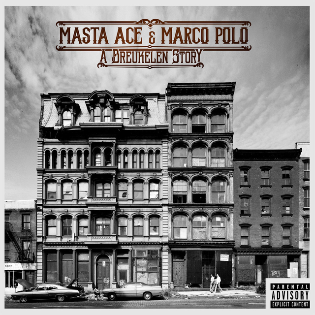 "Masta Ace & Marco Polo Share ""A Breukelen Story"" Album Details & New Video"