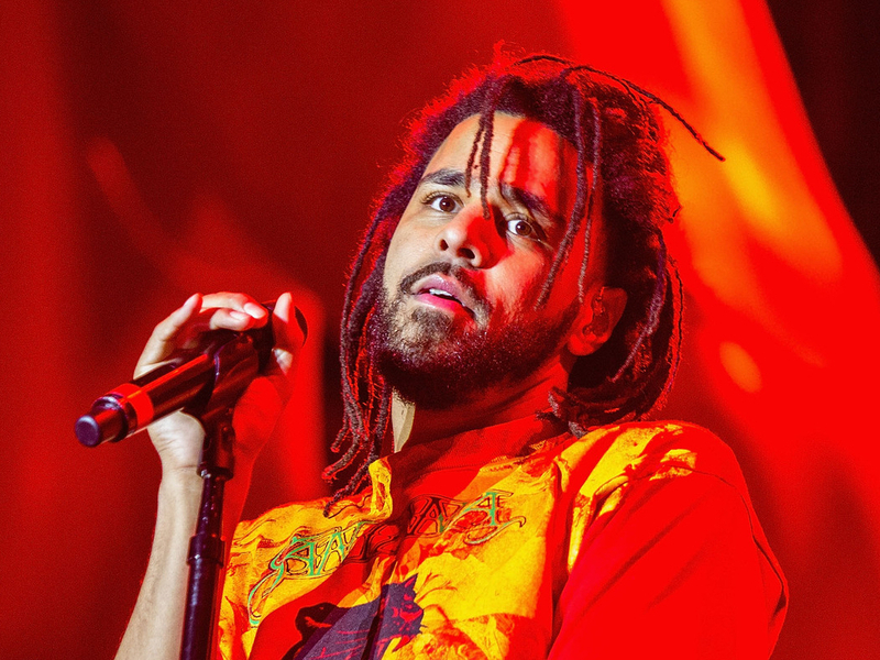 J. Cole's Debut Album Returns To Streaming Services