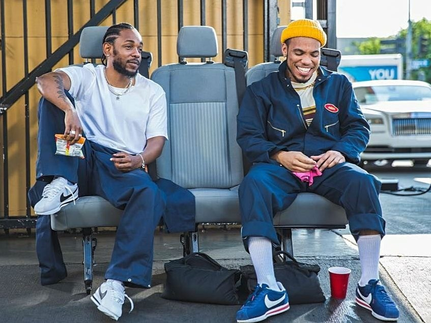 """Anderson .Paak & Kendrick Lamar's """"Tints"""" Has Arrived"""