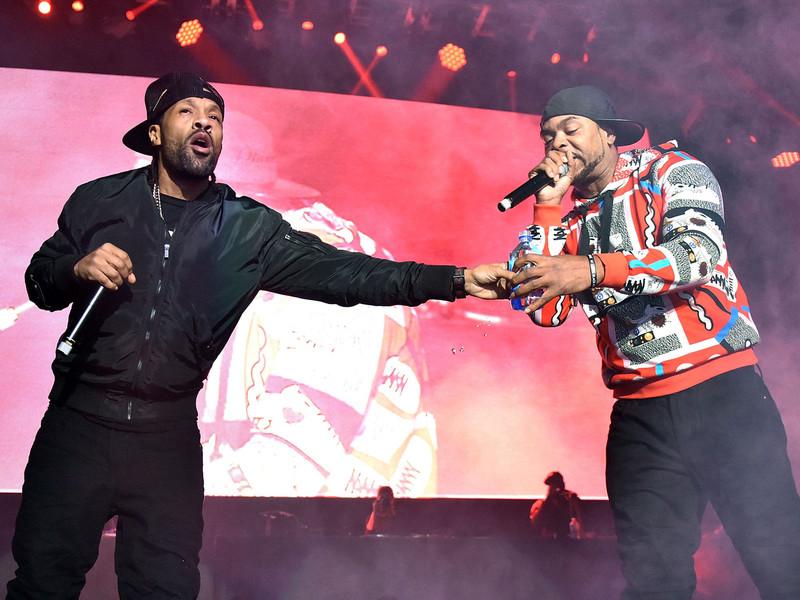 """Method Man & Redman Reportedly Aren't In """"How High 2"""""""