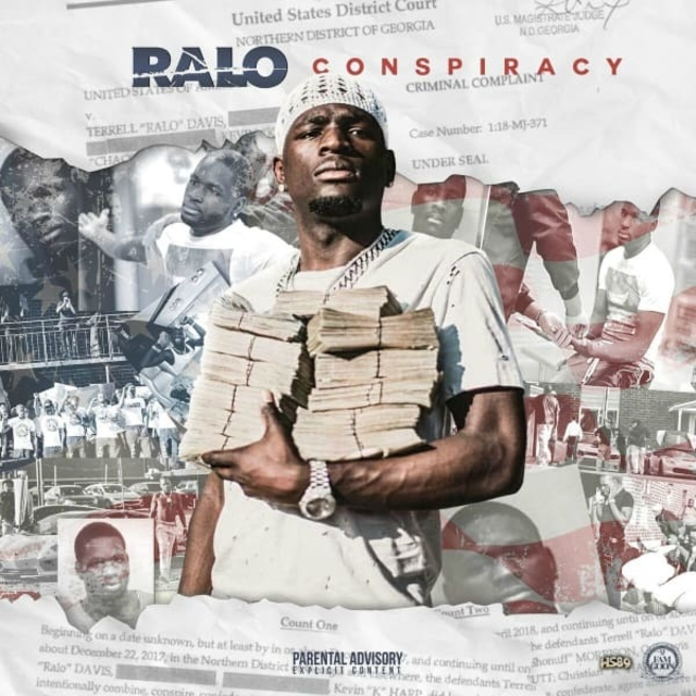 """Ralo Shares """"Conspiracy"""" Project From Behind Bars"""