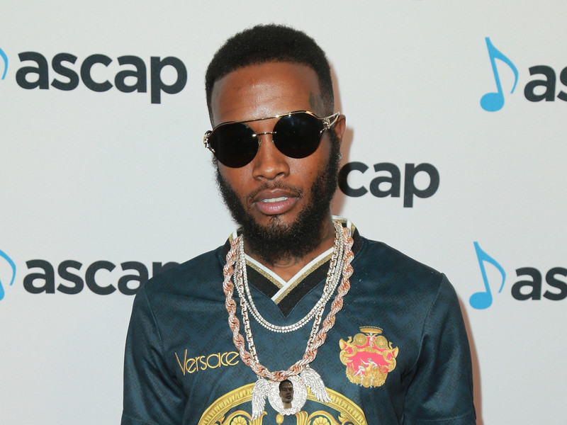 "Shy Glizzy Releases ""Full Load"" Project"