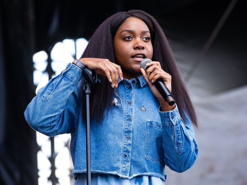 "Noname instead of ""Room 25"" Cover the Following Artist's Arrest for Domestic Violence"