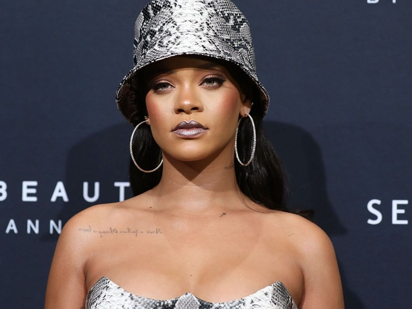 Rihanna & Puma Reportedly Being Sued For Copyright Infringement