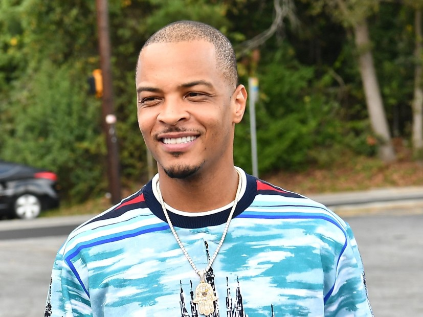T.I. Settles Security Guard Assault Case